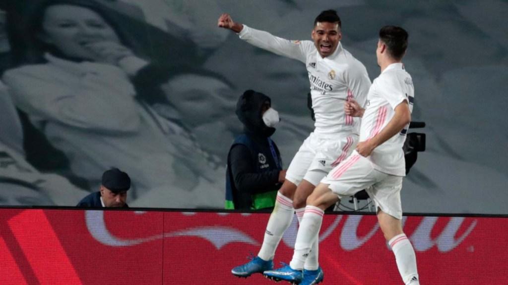 Espagne: victoire du Real contre Osasuna