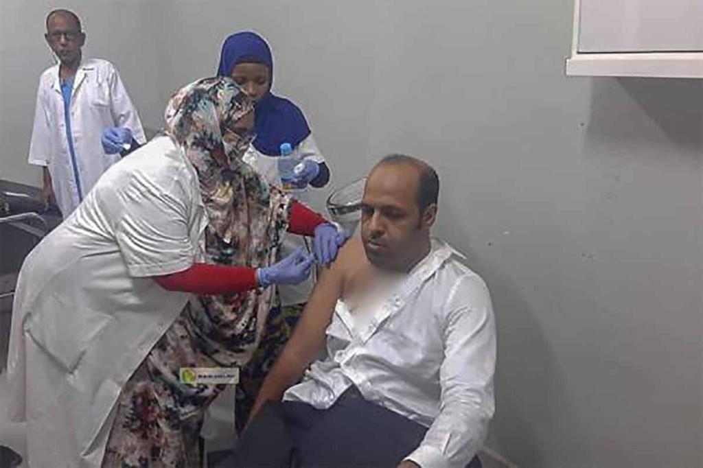 Hodh Echarghi : campagne de vaccination contre le covid-19 à Timbedra