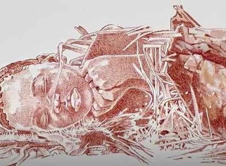 Homo Sapiens enterrait ses morts en Afrique il y a 78.000 ans