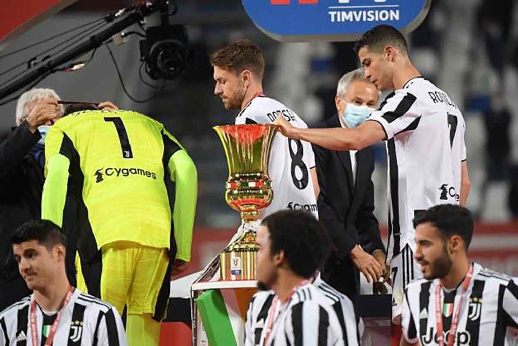 La Coupe d'Italie remportée par la Juventus