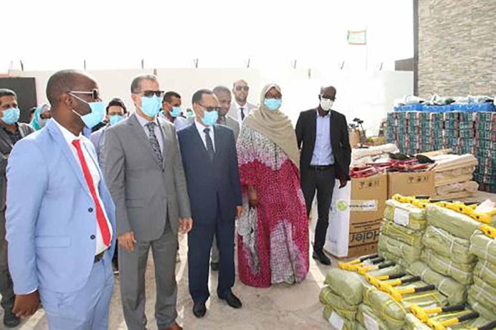 Maaden-Mauritanie-envisage-de-distribuer-des-equipements-aux-orpailleurs