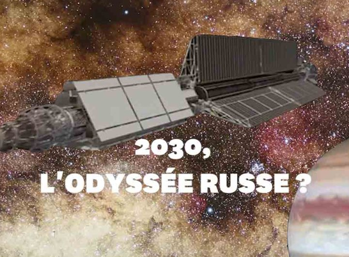 Zeus, le vaisseau spatial que la Russie veut envoyer sur Jupiter
