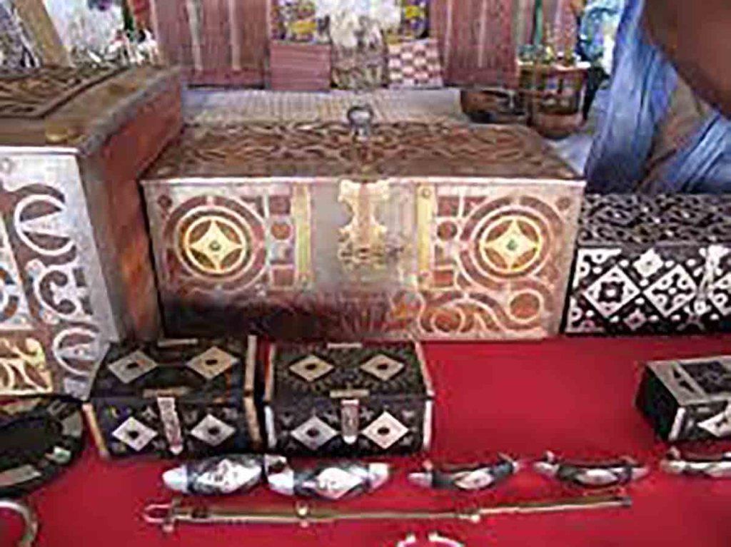 Aioun: Inauguration du siège de la fédération nationale de l'artisanat et des métiers