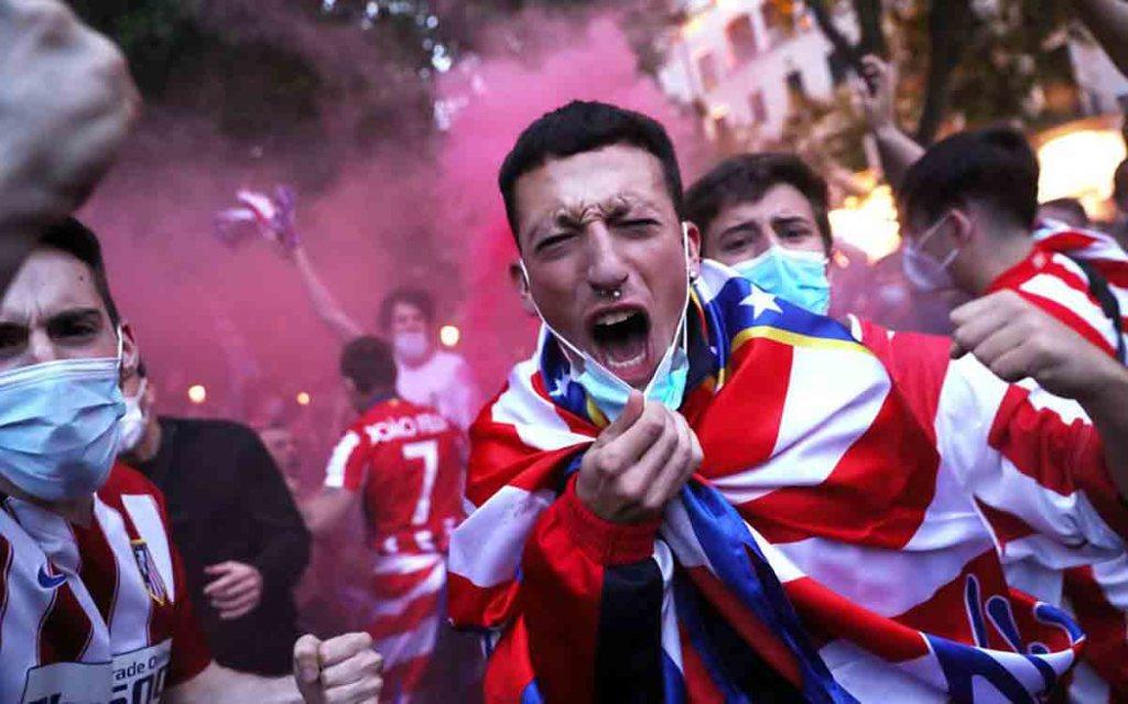 les célébrations du titre de l'Atlético endeuillées par le décès accidentel d'un adolescent à Madrid