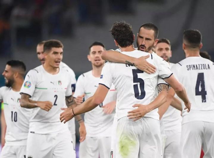 Euro-2021 l'Italie lance sa compétition en battant la Turquie