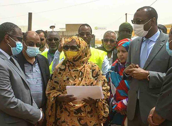 Le ministre de l'Habitat s'engage à résoudre tous les litiges relatifs au foncier urbain à Nouakchott