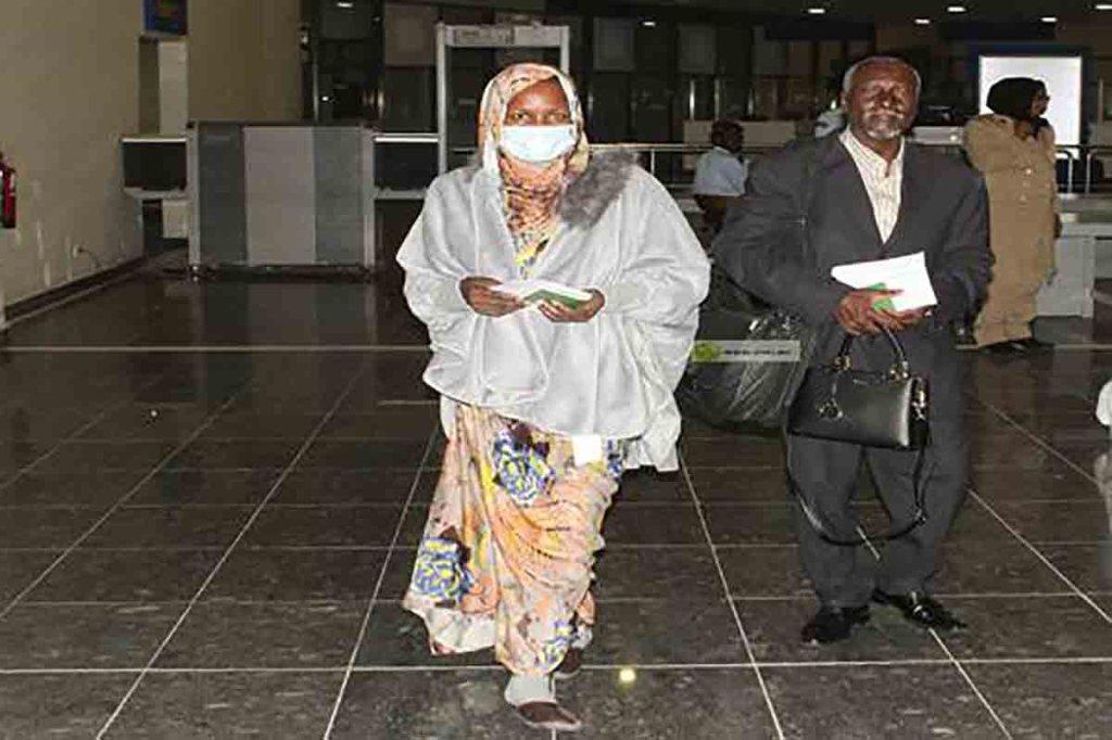 Une patiente évacuée au Maroc après l'acquisition de sa carte d'assurance maladie