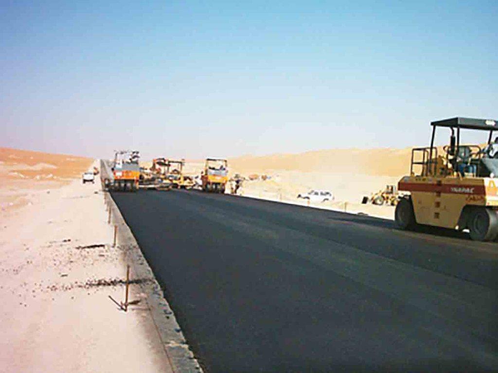 Pose de la 1ère pierre de deux échangeurs et l'extension du réseau routier urbain de Nouakchott