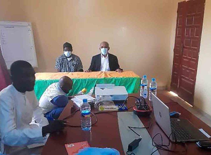 Assaba : Atelier de planification participative au profit des éleveurs