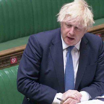Boris Johnson veut interdire de stade les personnes ayant tenu des propos racistes en ligne