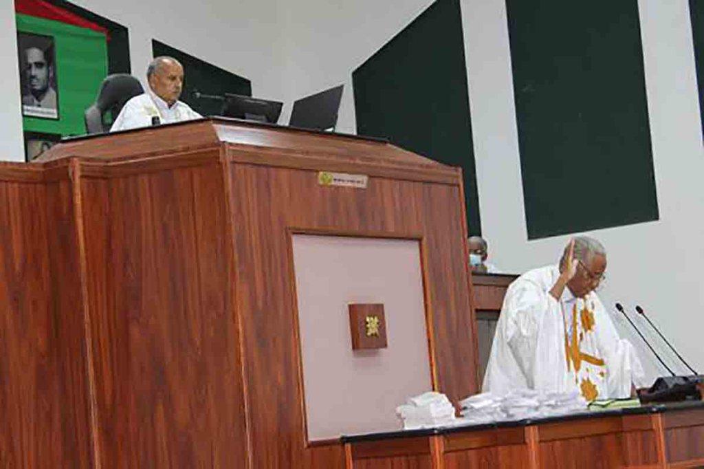 Élection des membres de la Haute cour