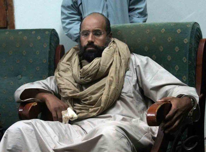 Libye : Seïf al-Islam Kadhafi évoque une candidature à la présidentielle