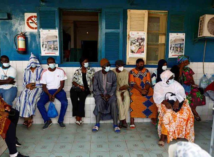 Covid-19 : la Guinée touchée à son tour par la troisième vague