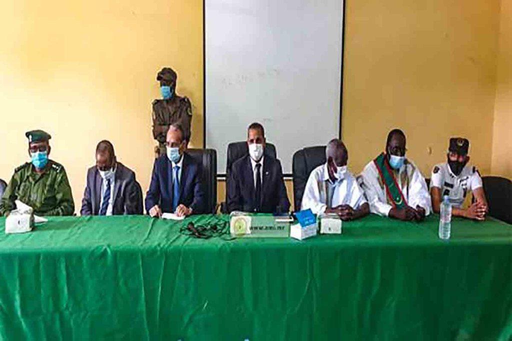Gorgol: Le ministre de l'élevage se concerte avec les acteurs du secteur