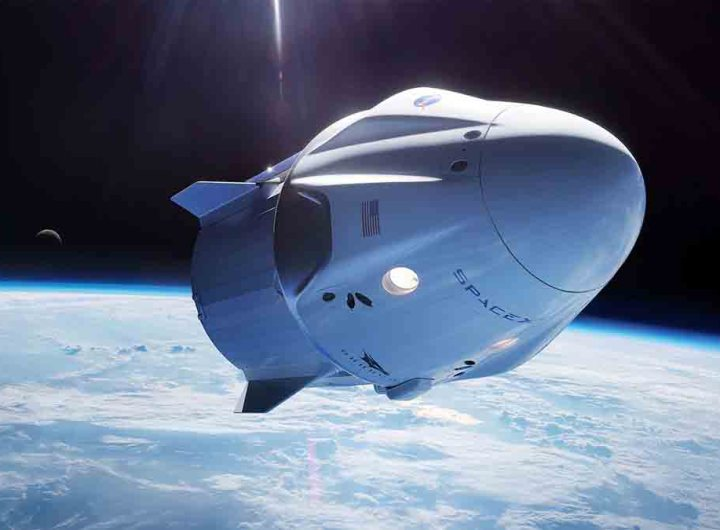 Dans Crew Dragon, SpaceX envoie ses premiers touristes spatiaux