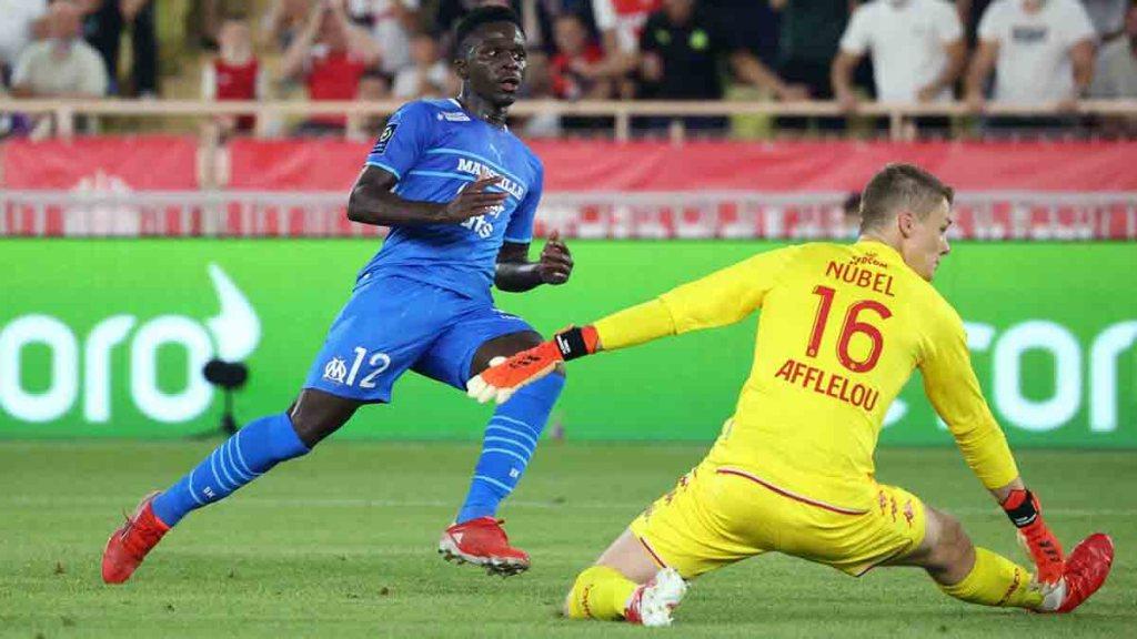 Football : Bamba Dieng, la sensation sénégalaise de l'OM