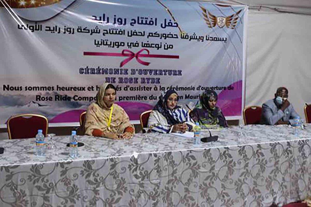 Lancement d'une société de taxis conduits par des femmes