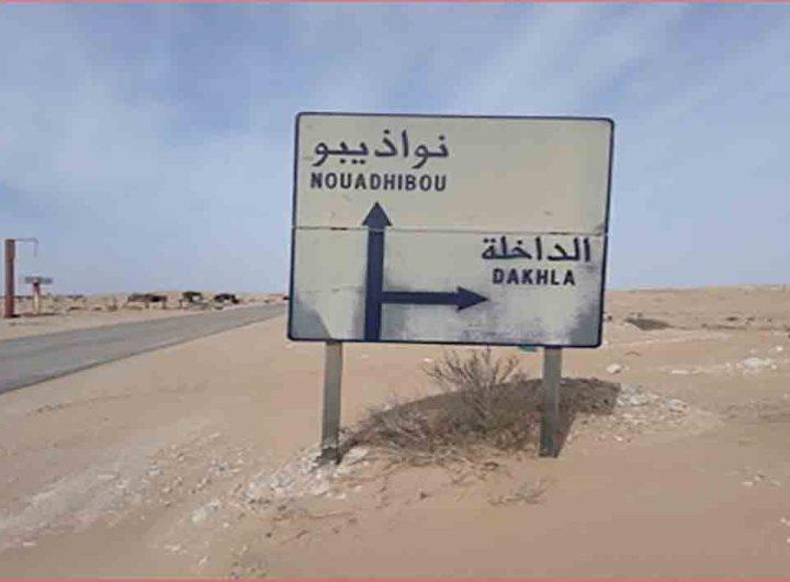 3 personnes sont mortes dans un accident sur la route de Nouadhibou