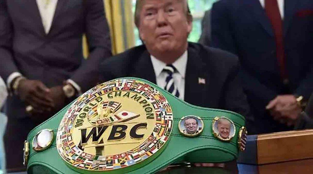 Boxe : Donald Trump va commenter le match entre Evander Holyfield et Vitor Belfort