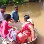 Inde: ils vont à leur mariage en marmite