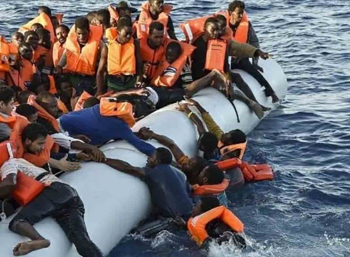 Nouadhibou : Arrestation de 86 immigrants clandestins