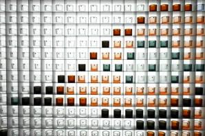 many glasses