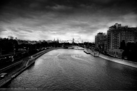 MARKUS: Moscow River and Kremlin