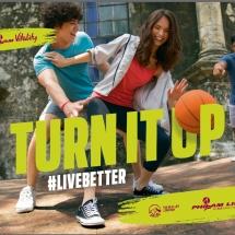 Turn It Up Davao Billboard FA-Seven AD-061417