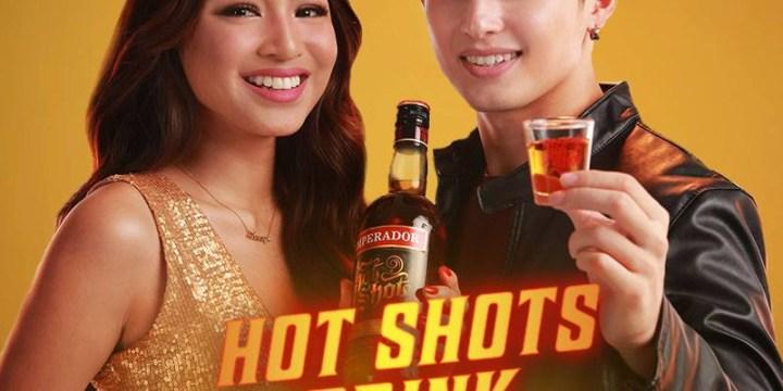 Emperador Hot Shot Brandy