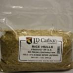 Rice Hulls – 1/2 lb.