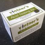 Wine Acid Test Kit