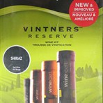 Shiraz Wine Kit – Vintners Reserve