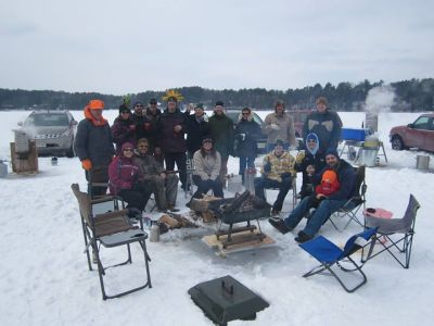 Annual Polar Brew on the Ice @ Sunset Lake