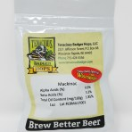 Tenacious Badger Hops: Mackinac