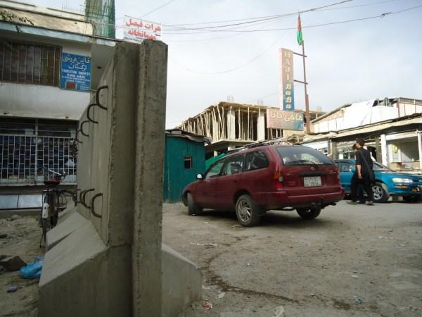Koche Murgho, Kabul