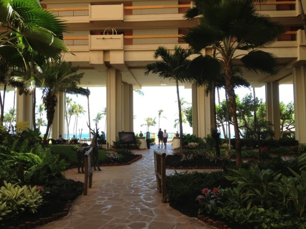 Hyatt Regency Maui Atrium Lobby