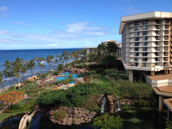 Hyatt Regency Maui Deluxe Oceanview