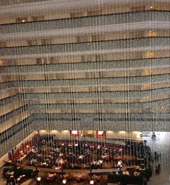 Hyatt Regency San Francisco Atrium Lobby