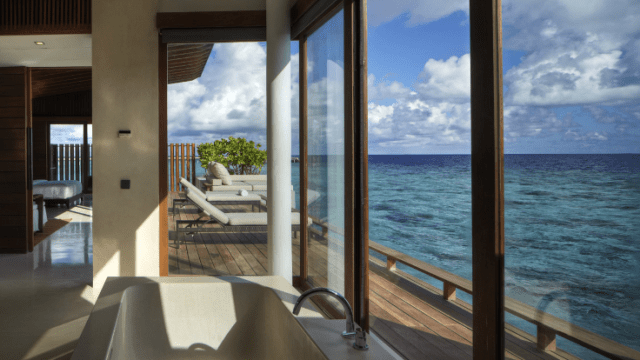 Park Hyatt Maldives Water Villa