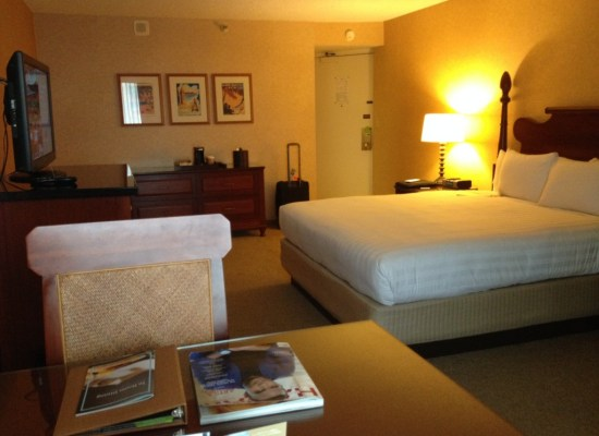 Hyatt Regency Waikiki Beach Standard Room Photos and Review
