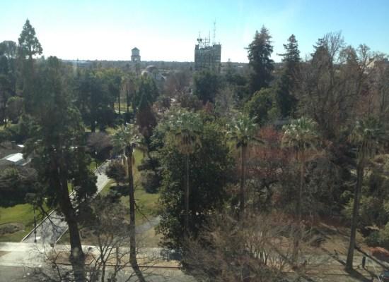 Hyatt Regency Sacramento Standard Room View