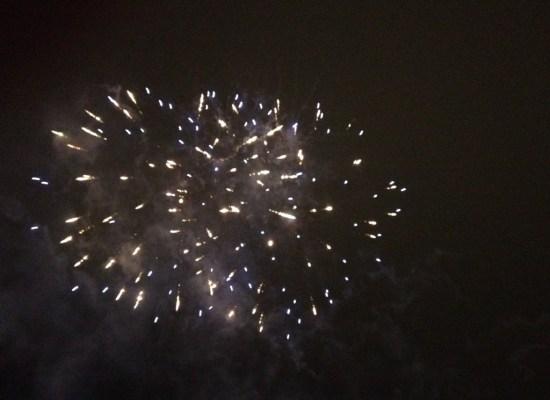 Sydney Darling Harbour Fireworks