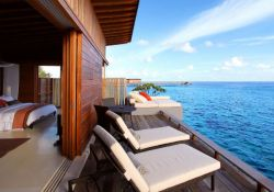 Park Hyatt Maldives on points and miles