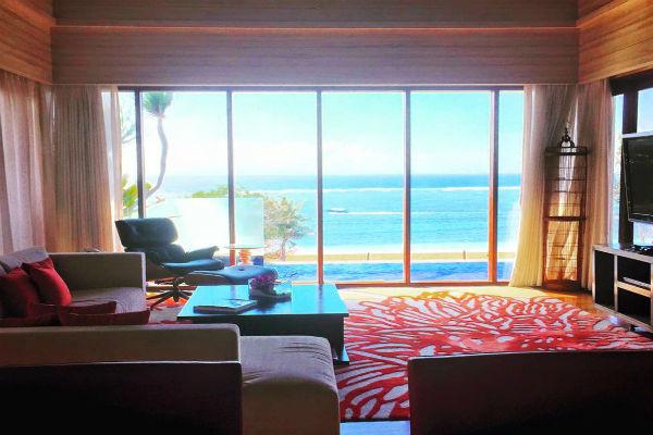 The Conrad Bali Penthouse Suite