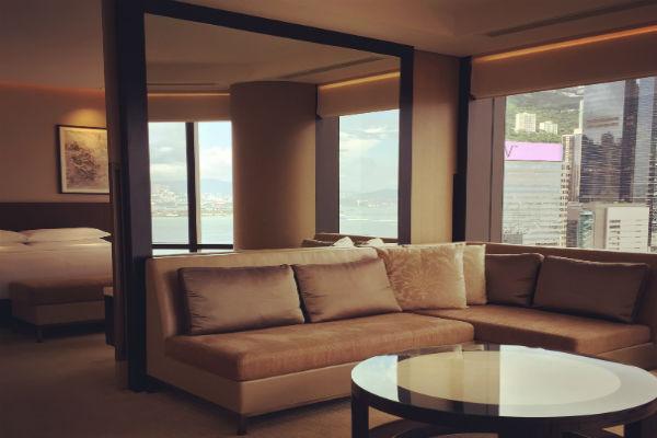 Grand Hyatt Hong Kong Grand Suite