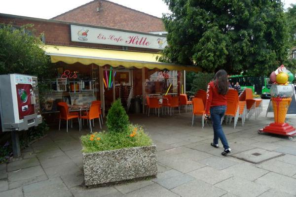 Eis Cafe Hille Hamburg