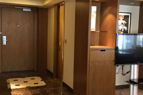 Grand Corporate Suite Entrance