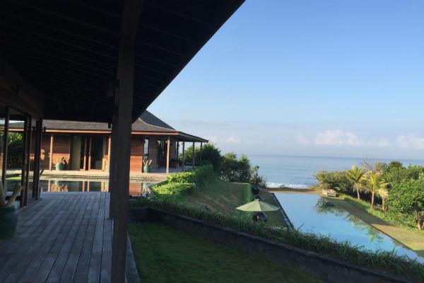 Villa Bulung Daya in Antal Bali Pool View