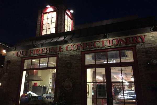 Old Firehouse Confectionery Main Street Unionville, Ontario AKA Stars Hollow