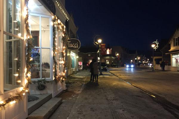 Stars Hollow AKA Historic Main Street Unionville Ontario